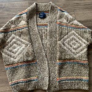 American Eagle XS sleeveless sweater